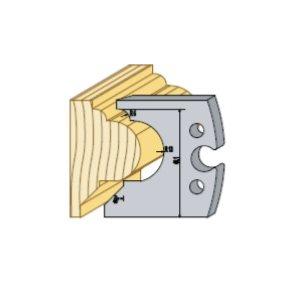(PR) 50MM EUROSTYLE PROFILE KNIVES PER #95037