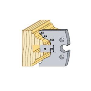 (PR) 50MM EUROSTYLE PROFILE KNIVES PER #95082