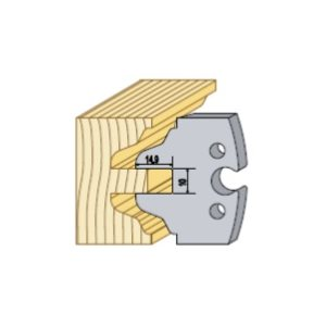 (PR) 50MM EUROSTYLE PROFILE KNIVES PER #95083