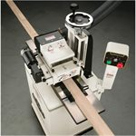 """W1812 - 2 HP 7"""" Planer / Moulder with Stand"""